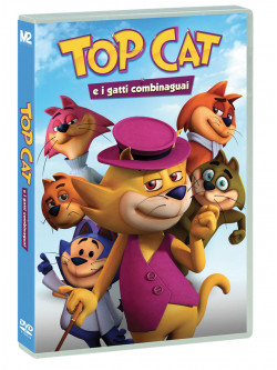 Top Cat E I Gatti Combinaguai