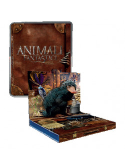 Animali Fantastici E Dove Trovarli (Ltd Cover Pop Up Snaso)