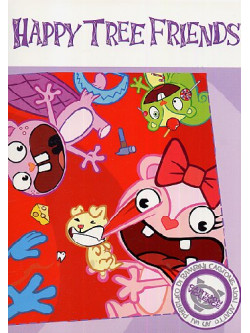 Happy Tree Friends - Serie 02 (4 Dvd)
