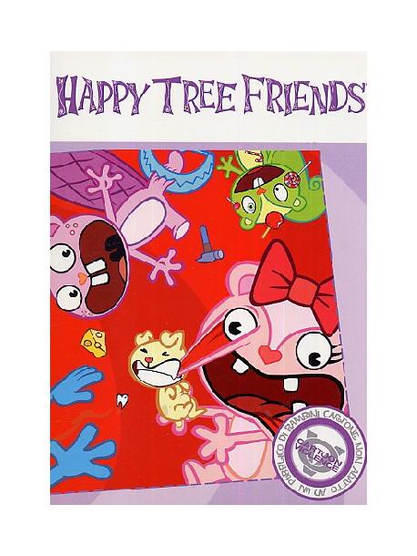 Happy Tree Friends - Serie 02 (4 Dvd)