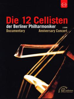 12 Cellisten Der Berliner Philharmoniker (Die) (2 Dvd)