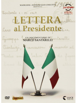 Lettera Al Presidente