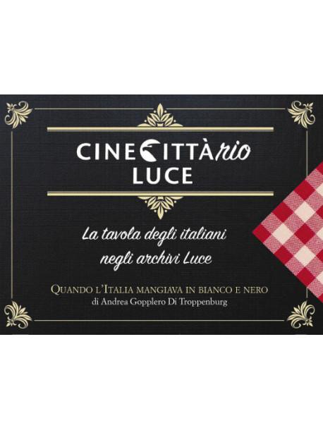 Cinecittario - Quando L'Italia Mangiava In Bianco E Nero (Dvd+Libro)