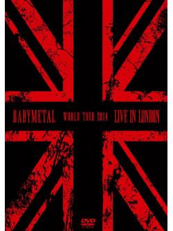 Babymetal - Live In London (2 Dvd)