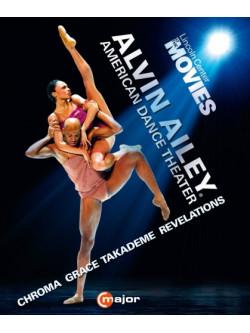 Alvin Ailey American Dance Theatre: Chroma, Grace, Takademie, Revelations