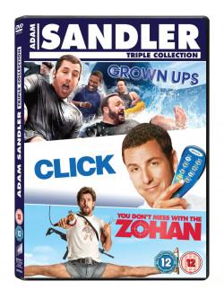 Adam Sandler Box Set (3 Dvd) [Edizione: Regno Unito]