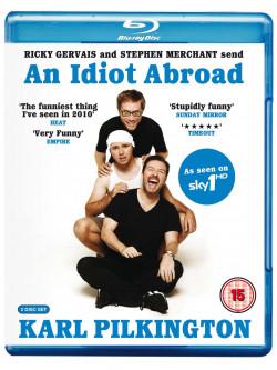 An Idiot Abroad - Karl Pilkington [Edizione: Regno Unito]