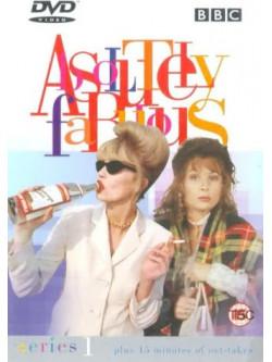 Absolutely Fabulous - Series 1 [Edizione: Regno Unito]