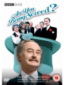 Are You Being Served: Series 8 [Edizione: Regno Unito]