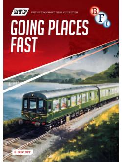 British Transport Films Collection - Going Places Fast (6 Dvd) [Edizione: Regno Unito]