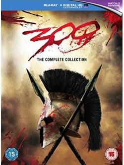 300 - Complete Collection Double Pack (2 Blu-Ray) [Edizione: Regno Unito]