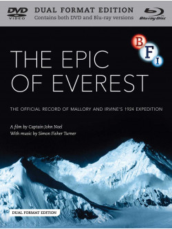 Epic Of Everest (The) (2 Blu-Ray) [Edizione: Regno Unito]