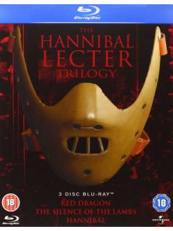 Hannibal Lecter Trilogy (The) (3 Blu-Ray) [Edizione: Regno Unito]