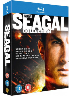 Steven Seagal Collection (The) (5 Blu-Ray) [Edizione: Regno Unito]