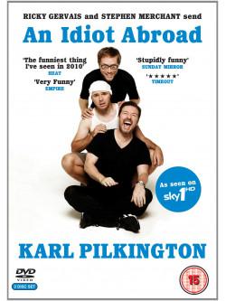 An Idiot Abroad - Karl Pilkington (2 Dvd) [Edizione: Regno Unito]