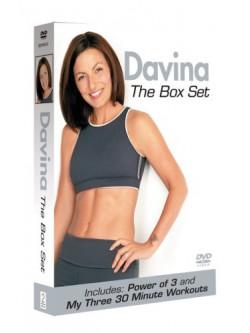 Davina 1 & 2 Boxset (2 Dvd) [Edizione: Regno Unito]