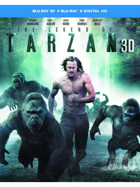 Legend Of Tarzan [Edizione: Regno Unito]