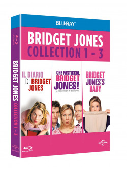Bridget Jones Collection 1-2-3 (3 Blu-Ray)