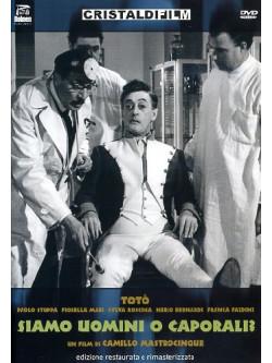 Toto' - Siamo Uomini O Caporali?