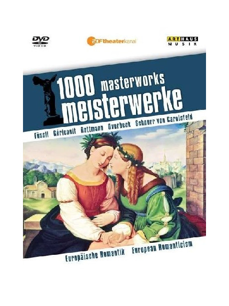 1000 Meisterwerke - European Romanticism