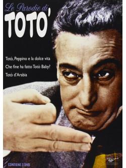 Toto' - Le Parodie (3 Dvd)