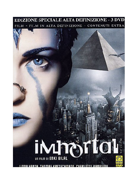 Immortal Ad Vitam (SE) (2 Dvd+Hd)
