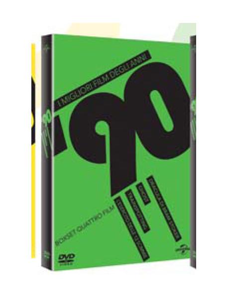 Migliori Film Degli Anni '90 (I) 01 (4 Dvd)