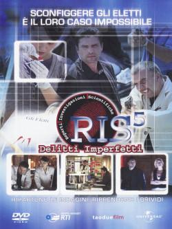 Ris - Delitti Imperfetti - Stagione 05 (5 Dvd)