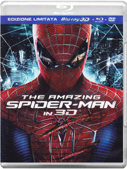 Amazing Spider-Man (The) (Ltd Edition) (Blu-Ray+Blu-Ray 3D+Dvd)