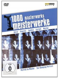 1000 Meisterwerke - Protrait Im Wandel