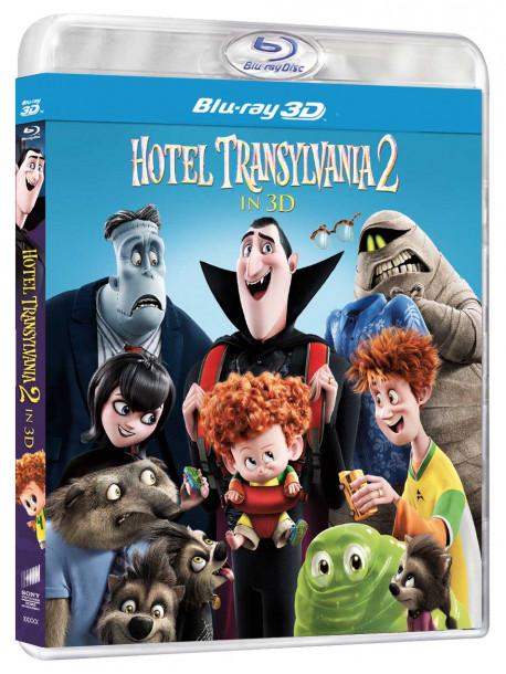 Hotel Transylvania 2 (Blu-Ray+Blu-Ray 3D)