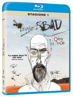 Breaking Bad - Stagione 01 (2 Blu-Ray)