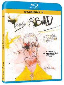 Breaking Bad - Stagione 04 (3 Blu-Ray)