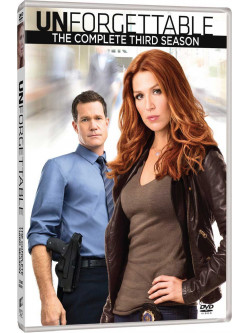 Unforgettable - Stagione 03 (4 Dvd)