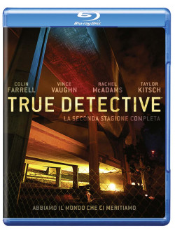 True Detective - Stagione 02 (3 Blu-Ray)