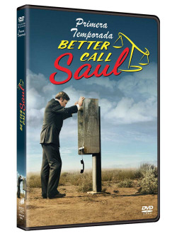 Better Call Saul - Stagione 01 (3 Dvd)
