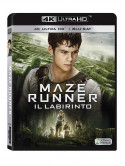 Maze Runner - Il Labirinto (Blu-Ray 4K Ultra HD+Blu-Ray)