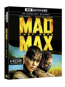Mad Max - Fury Road (Blu-Ray 4K Ultra HD+Blu-Ray)