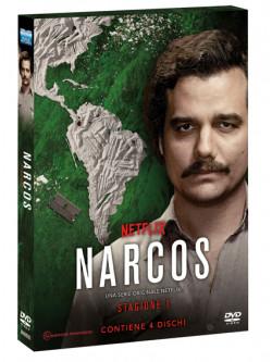 Narcos - Stagione 01 (4 Dvd)