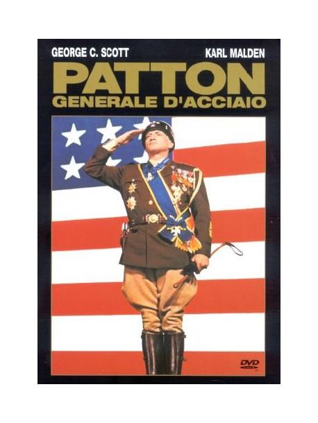 Patton Generale D'Acciaio (2 Dvd)
