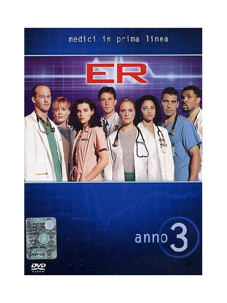 E.R. - Medici In Prima Linea - Stagione 03 (4 Dvd)