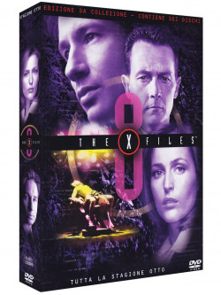 X Files - Stagione 08 (6 Dvd)