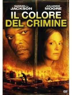 Colore Del Crimine (Il)