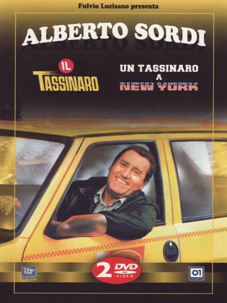 Tassinaro (Il) / Un Tassinaro A New York (2 Dvd)