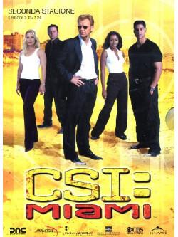 C.S.I. Miami - Stagione 02 02 (Eps 13-24) (3 Dvd)