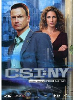 C.S.I. New York - Stagione 02 02 (Eps 13-24) (3 Dvd)