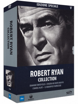 Robert Ryan Collection (4 Dvd)