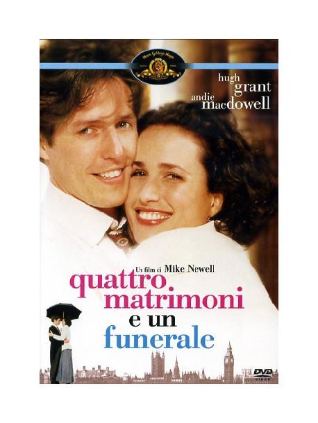 Quattro Matrimoni E Un Funerale