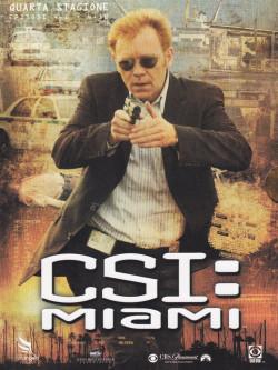 C.S.I. Miami - Stagione 04 01 (Eps 01-12) (3 Dvd)