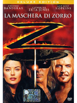 Maschera Di Zorro (La) (Deluxe Edition)